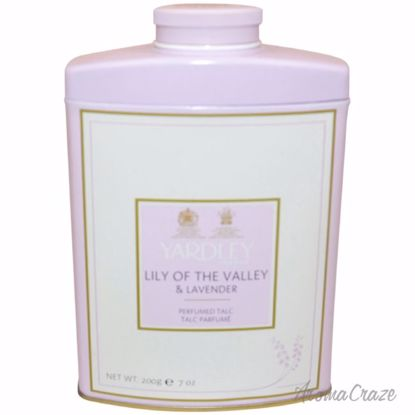 Yardley London Lily Of The Valley & Lavender Perfumed Talc f