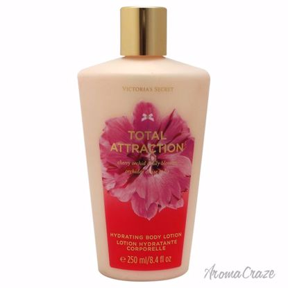 Victoria's Secret Total Attraction Body Lotion for Women 8.4