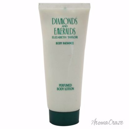 Elizabeth Taylor Diamonds and Emeralds Body Lotion for Women