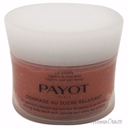 Payot Gommage Au Sucre Relaxant Body Scrub for Women 6.7 oz