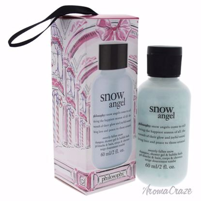 Philosophy Snow Angel Shampoo Shower Gel & Bubble Bath for W
