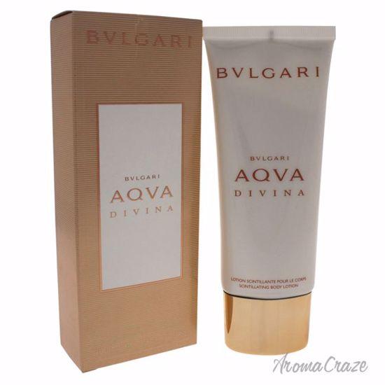 Bvlgari Aqva Divina Body Lotion for Women 3.4 oz