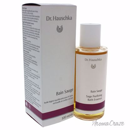 Dr. Hauschka Sage Purifying Bath Essence Body Oil for Women