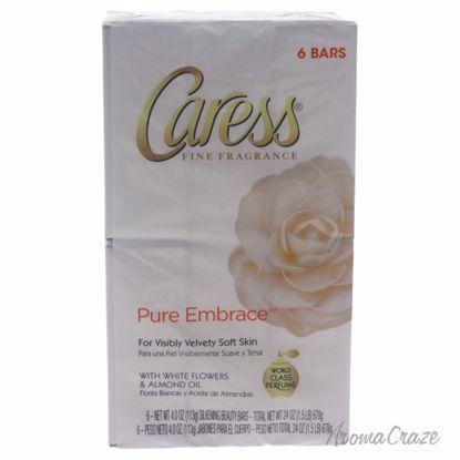Caress Pure Embrace Beauty Bar for Women 6 x 4 oz