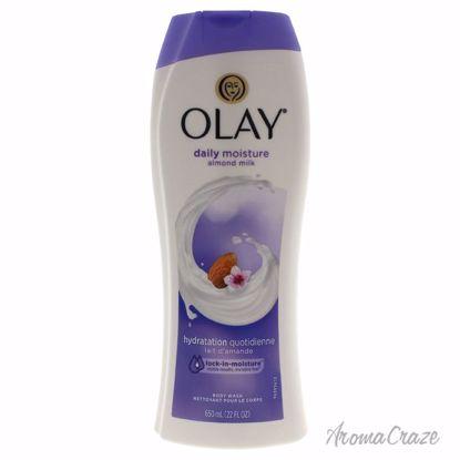 Olay Daily Moisture Almond Milk Body Wash for Women 22 oz