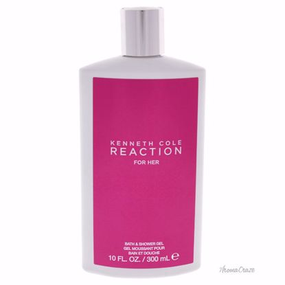 Kenneth Cole Reaction Bath & Shower Gel for Women 10 oz