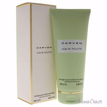 Carven L'eau De TOilette Light Bath & Shower Gel for Women 6