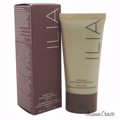 ILIA Beauty Sheer Vivid Tinted Moisturizer SPF 20 # T4 Ramla