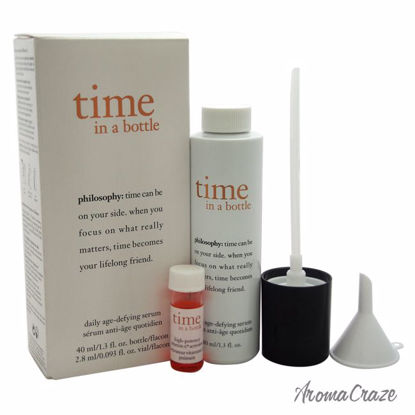 Philosophy Time In a Bottle Daily Age-Defying Serum 1.3oz Se