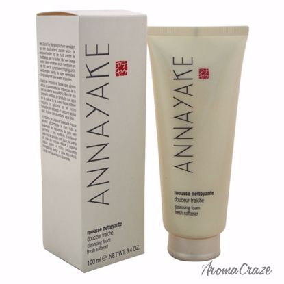 Annayake Cleansing Foam Fresh Softener Dry Skin/Combination