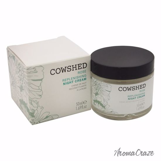 Cowshed Rose Replenishing Night Cream for Women 1.69 oz