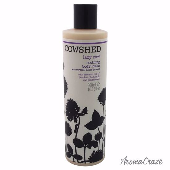 Cowshed Lazy Cow Soothing Body Lotion for Women 10.15 oz