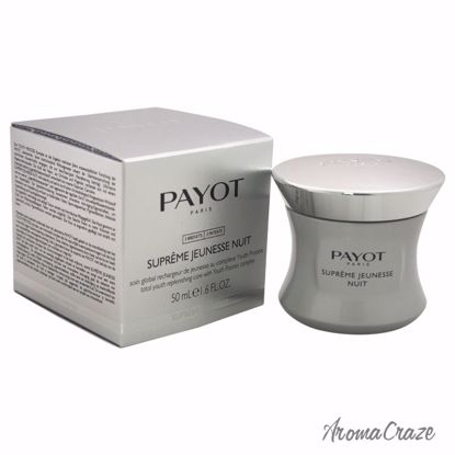 Payot Supreme Jeunesse Nuit Total Youth Replenishing Care Cr