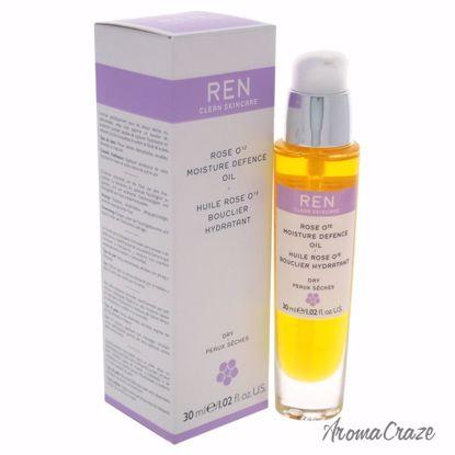 REN Rose O12 Moisture Defence Oil for Women 1.02 oz