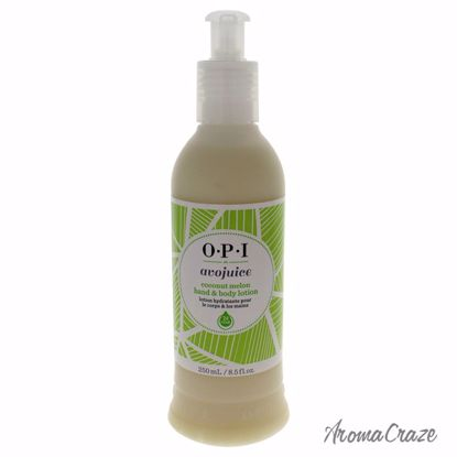 OPI Avojuice Coconut Melon Hand & Body Lotion for Women 8.5