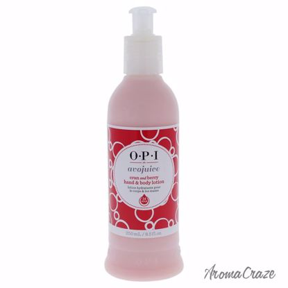 OPI Avojuice Cran and Berry Hand & Body Lotion for Women 8.5
