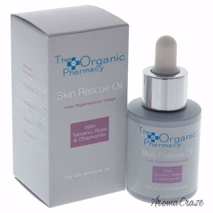 The Organic Pharmacy Dry Sensitive Skin Rescue Oil  for Wome