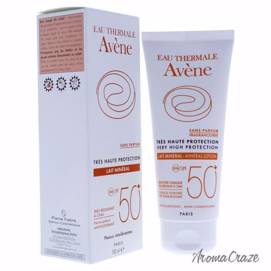 6cae844d34ac Avene Very High Protection Spf 50+ Mineral Milk Lotion for Women 3.4 ...