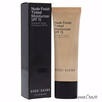 Bobbi Brown Nude Finish Tinted Moisturizer SPF 15 Light Tint