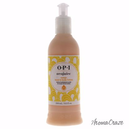 OPI Avojuice Mango Hand & Body Lotion for Women 8.5 oz