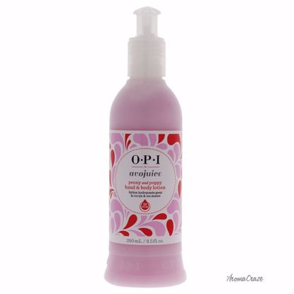 OPI Avojuice Peony and Poppy Hand & Body Lotion for Women 8.