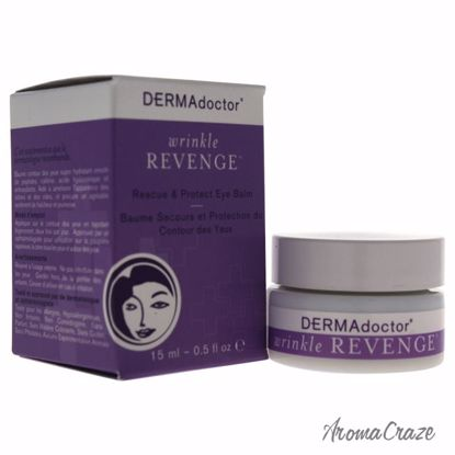 DERMAdoctor Wrinkle Revenge Rescue & Protect Eye Balm for Wo