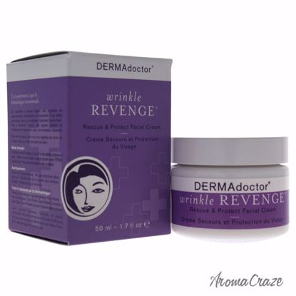 DERMAdoctor Wrinkle Revenge Rescue & Protect Facial Cream fo
