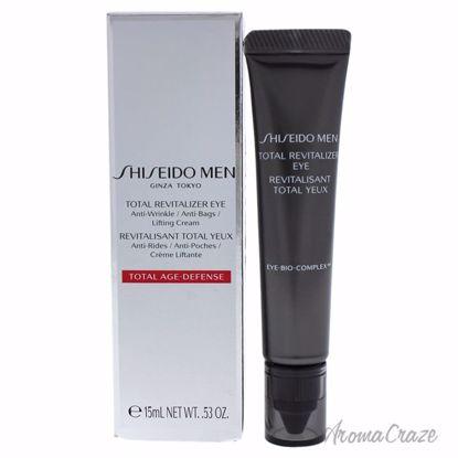 Shiseido Total Revitalizer Eye Cream for Men 0.53 oz