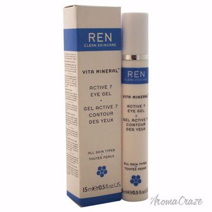 REN Vita Mineral Active 7 Eye Gel Unisex 0.5 oz