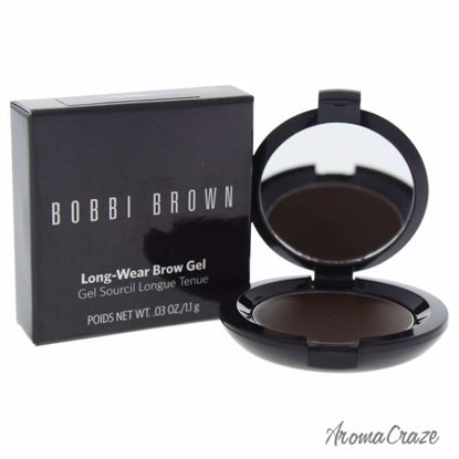 Bobbi Brown Long-Wear Saddle Eyebrow Gel for Women 0.03 oz