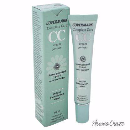 Covermark Complete Care CC Cream For Eyes Waterproof SPF 15
