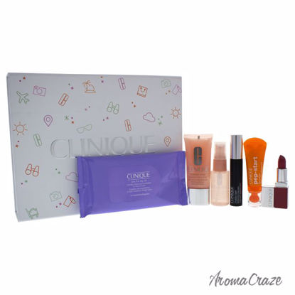 Clinique Fresh On Arrival Set 10 Pc Towelettes Take the Day