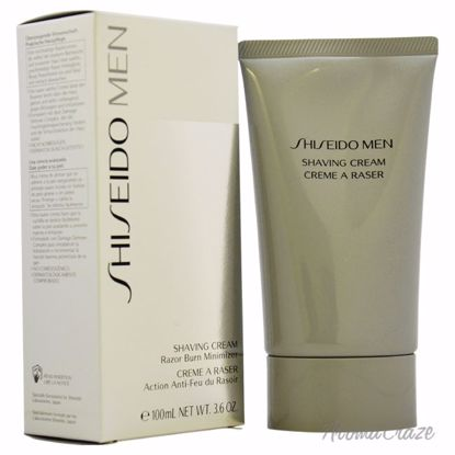 Shiseido Shaving Cream for Men 3.6 oz