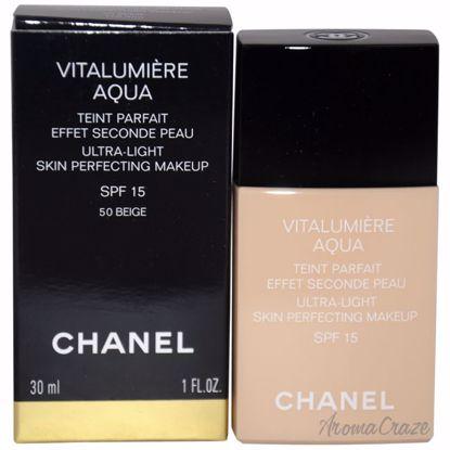 Chanel Vitalumiere Aqua Ultra Light Skin Perfecting Makeup