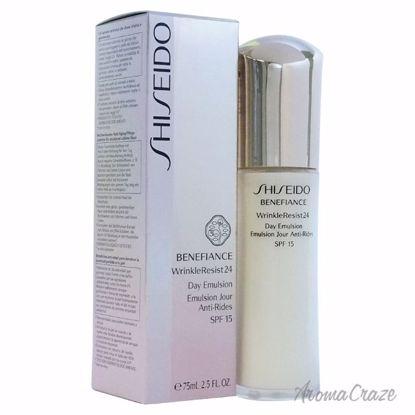 Shiseido Benefiance WrinkleResist24 Day Emulsion SPF 15 SPF