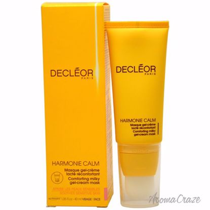 Decleor Harmonie Calm Comforting Milky Gel Cream Mask Unisex 1.35 oz - Face Care Products   Facial Care Products   All Natural Skin care   Best Anti Aging Skin Care Products   AromaCraze.com