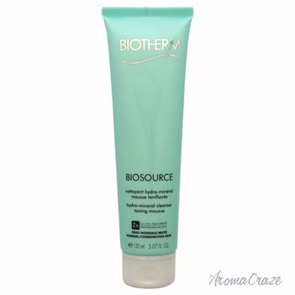 Biotherm Biosource Hydra-Mineral Cleanser Toning Mousse (N/C