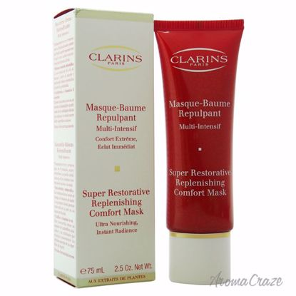 Clarins Super Restorative Replenishing Comfort Mask Unisex 2
