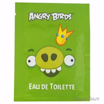 Angry Birds King Pig Perfumed Wipes for Kids 1 Pc