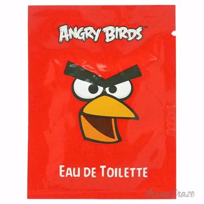 Angry Birds Red Perfumed Wipes for Kids 1 Pc