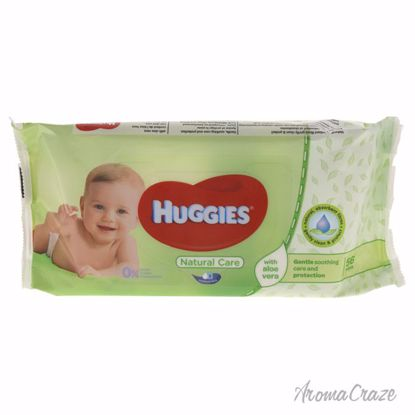 Huggies Baby Wipes Natural Care with Aloe Vera for Kids 56 P