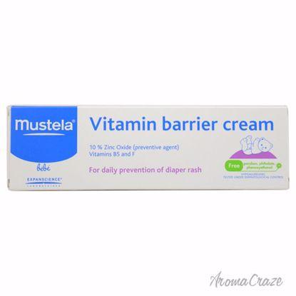 Mustela Vitamin Barrier Cream for Kids 3.88 oz