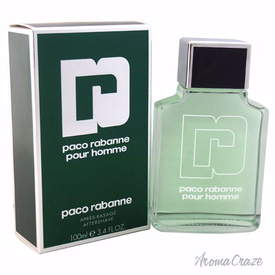 Paco Rabanne Aftershave for Men 3.4 oz