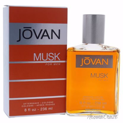 Jovan Musk After Shave Cologne for Men 8 oz