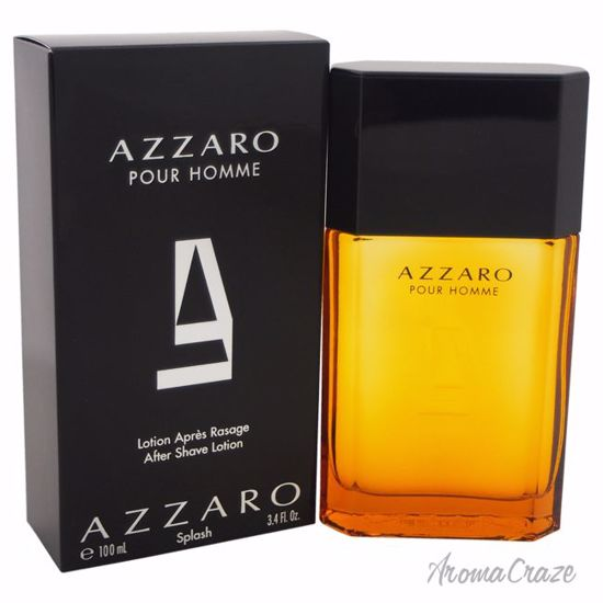 Loris Azzaro After Shave Lotion Splash for Men 3.4 oz