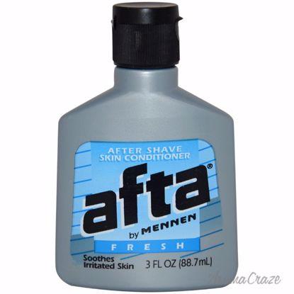 Mennen Afta After Shave Skin Conditioner Fresh for Men 3 oz
