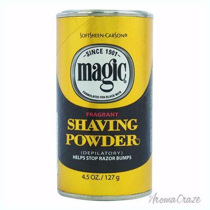 SoftSheen Carson Magic Shaving Powder, Gold Fragrant for Men