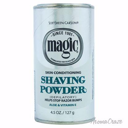 SoftSheen Carson Magic Skin Conditining Shaving Powder for M