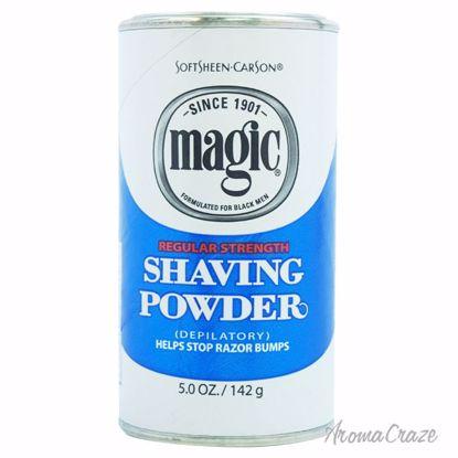 SoftSheen Carson Magic Shaving Powder, Regular Strength for