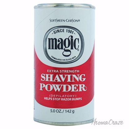 SoftSheen Carson Magic Shaving Powder, Extra Strength for Me